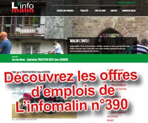Bon Plan Infomalin N  390
