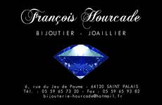 Carte Visite Bijouterie Hourcade
