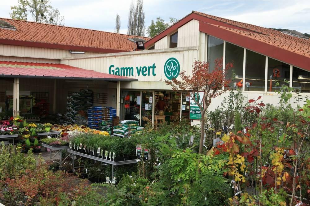 Gamm Vert - Jardinage à HASPARREN - Pays Basque au Coeur