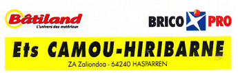 Logo Camou Hiribarne