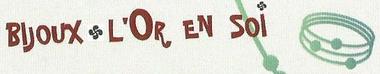 Logo Bijoux l Or en Soi