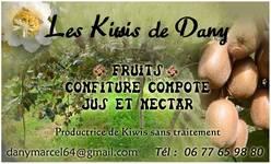 Les kiwis de Dany Xarnegu Pays Basque Au Coeur LOGO